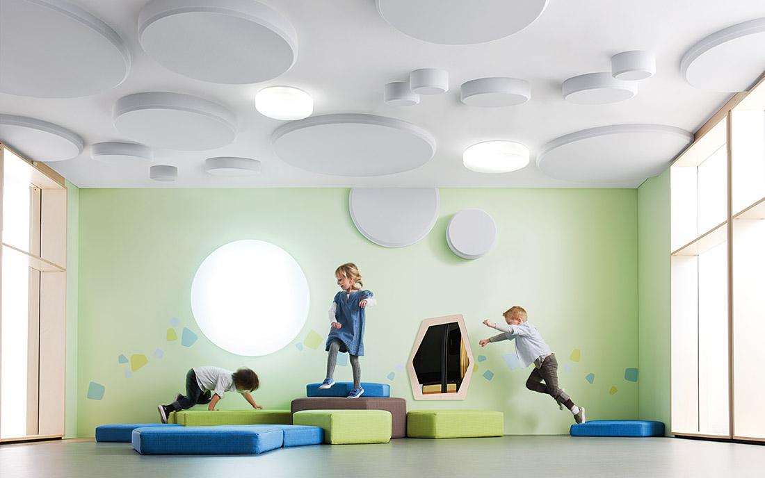 Schallschutz Grow Upp Raumkonzept F 252 R Den Kindergarten