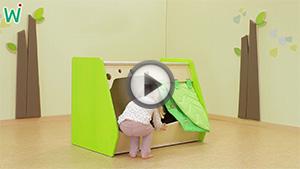 grow.upp Video Kuschel- und Lauschhoehle